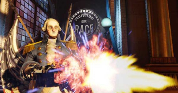 Bioshock Infinite - George Washington