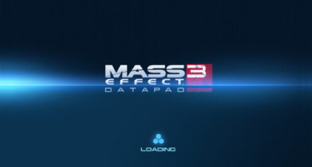 Mass Effect 3 Datapad