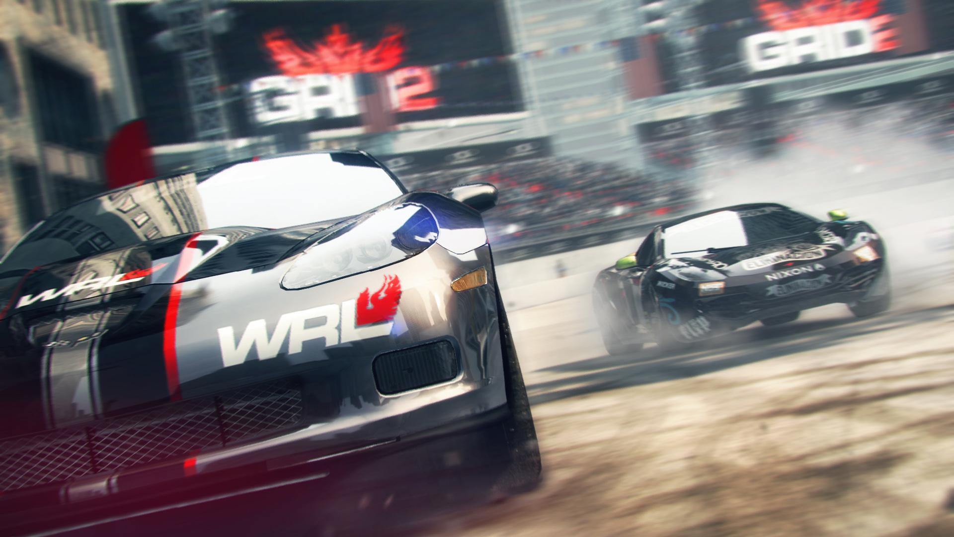 Race Driver Grid 2 Screenshots