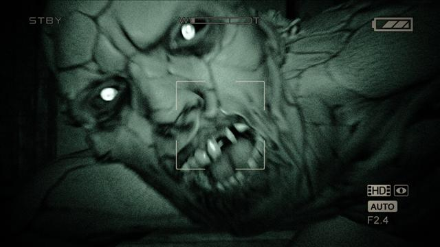 Outlast red barrel games