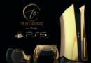 Αποκαλύφθηκε το χρυσό Playstation 5, 24 καρατίων