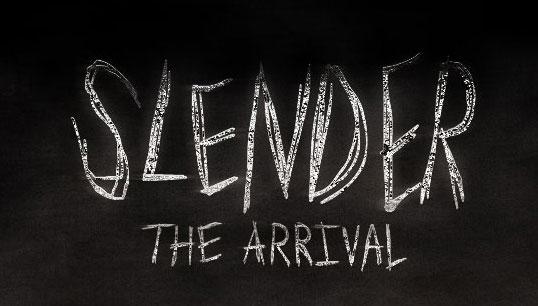 Slender The Arrival Logo
